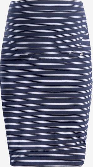 Esprit Maternity Rok in de kleur Nachtblauw / Wit, Productweergave