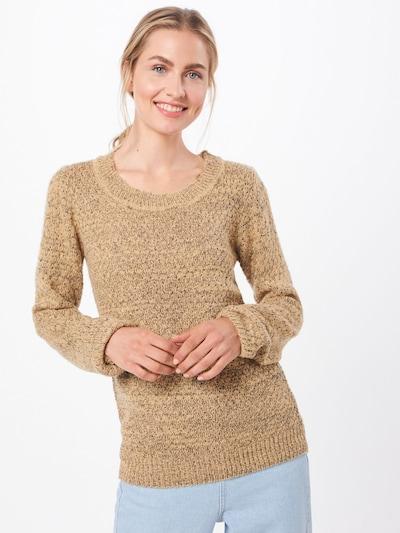 Megztinis 'Olanda' iš ICHI , spalva - smėlio: Vaizdas iš priekio