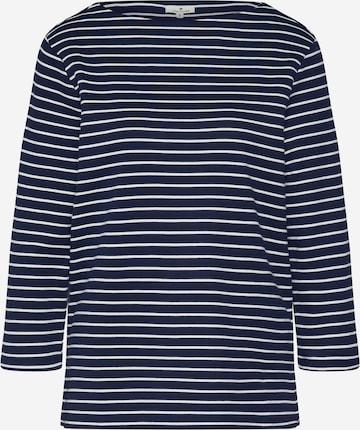 TOM TAILOR Sweatshirt in Blue