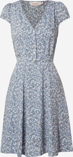 Louche Sommerkleid 'CATHLEEN FLAX' in taubenblau / grün / mischfarben / weiß, Produktansicht
