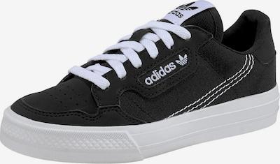 ADIDAS ORIGINALS Schuhe 'Continental Vulc' in schwarz, Produktansicht