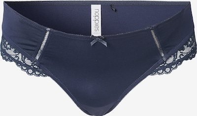 Noppies Slip 'Micro Lace' en bleu foncé, Vue avec produit