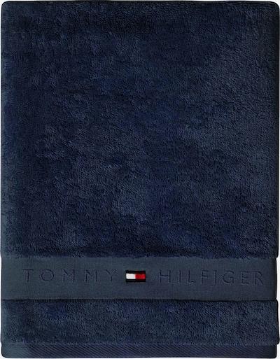 TOMMY HILFIGER Duschtuch 1tlg. in navy, Produktansicht
