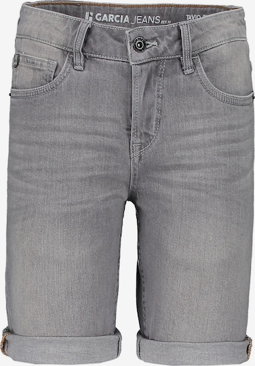 GARCIA Shorts 'TAVIO' in grey denim, Produktansicht