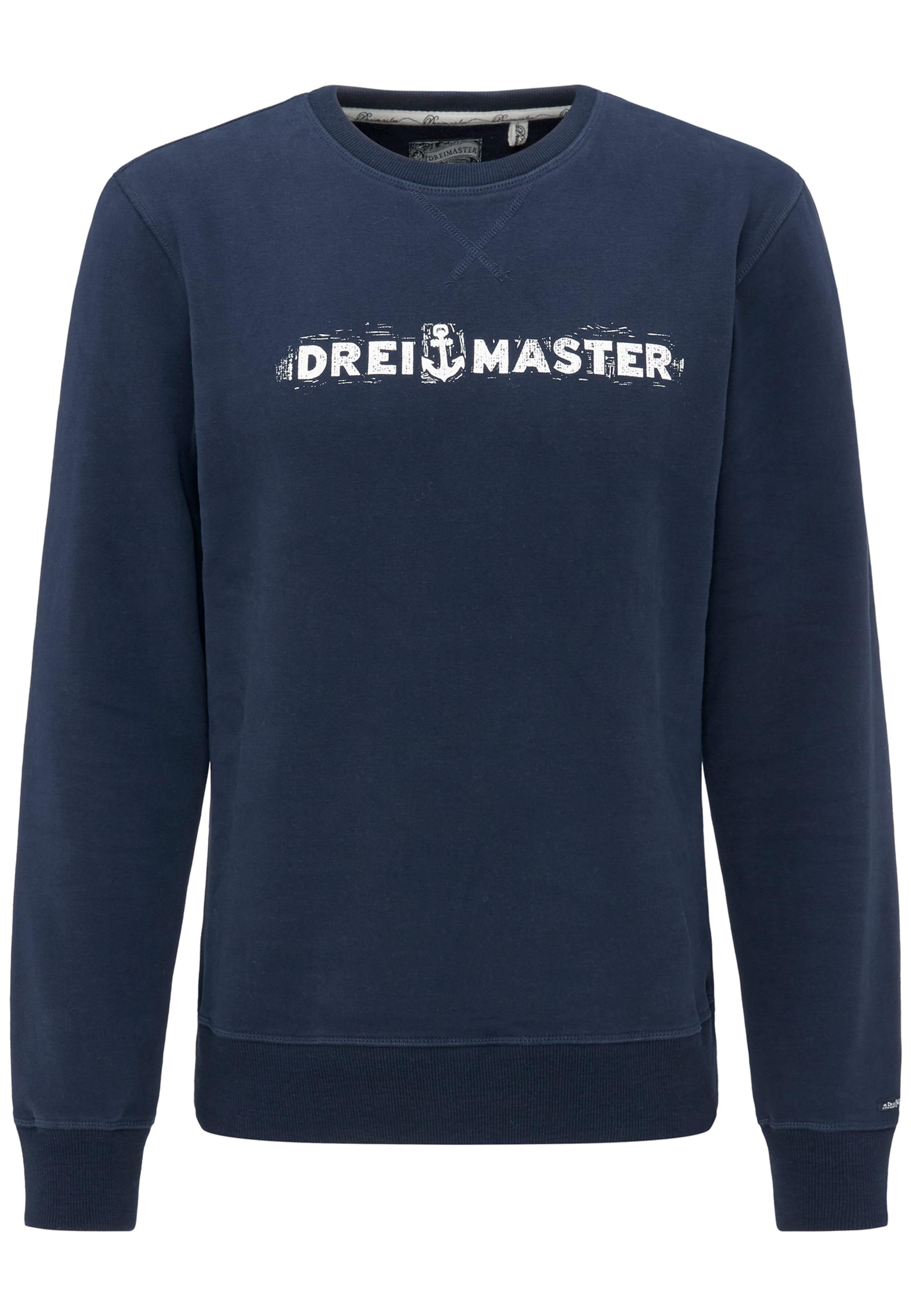 Sweat Bleu En Dreimaster Dreimaster shirt QWrdCoBxeE