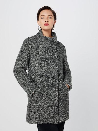 ONLY Płaszcz przejściowy 'SOPHIA' w kolorze ciemnoszary / nakrapiany szarym, Podgląd na modelu(-ce)