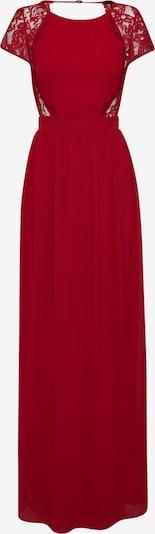 TFNC Kleid 'PEARLIE MAXI' in dunkelrot, Produktansicht