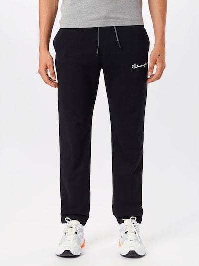 Champion Authentic Athletic Apparel Sweatpants in schwarz, Modelansicht