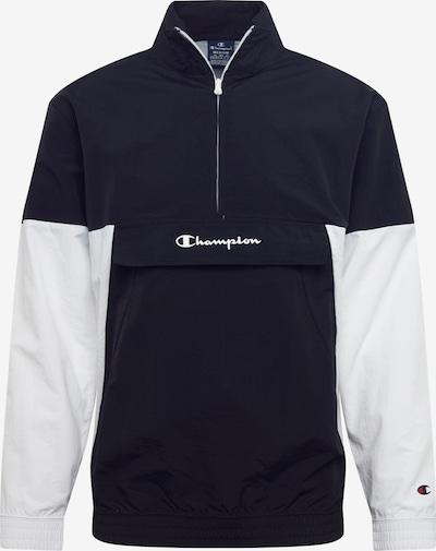 Champion Authentic Athletic Apparel Prechodná bunda - čierna / biela, Produkt