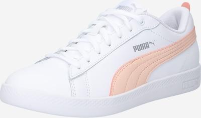 PUMA Sneaker 'Smash V2 L' in pfirsich / weiß, Produktansicht