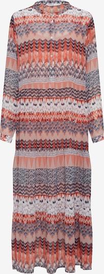 ONLY Košilové šaty - mix barev: Pohled zepředu