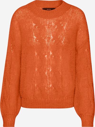 VERO MODA Pullover 'JESS LS' in orange, Produktansicht