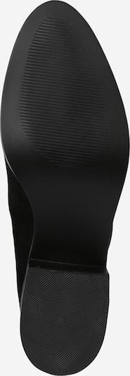 STEVE MADDEN Overknee 'GEORGETTE' in schwarz: Ansicht von unten