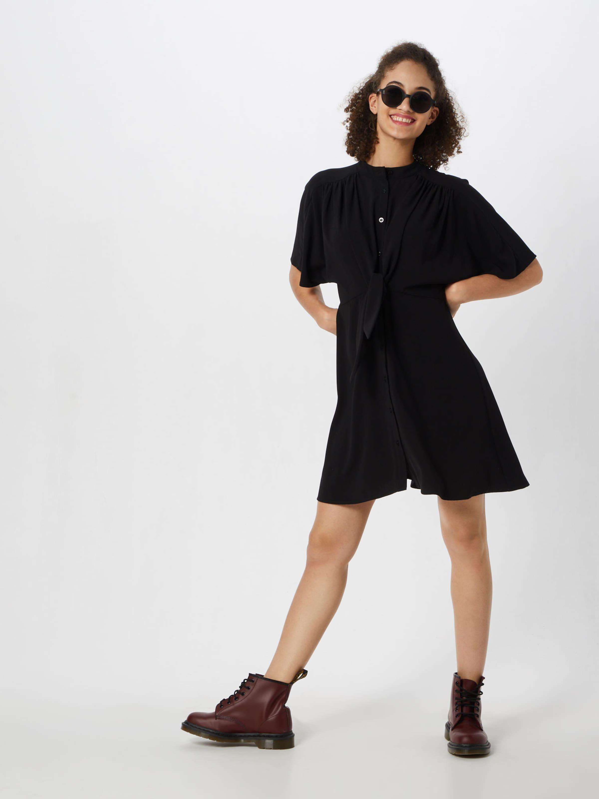 'tishoo' Fashion Union Kleid Schwarz In O0vmNw8n