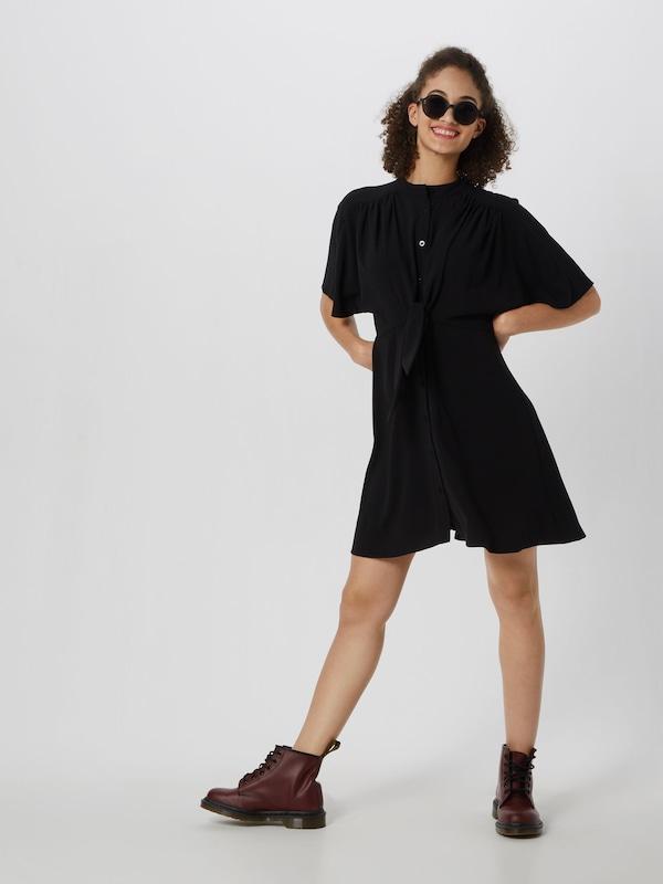 Fashion 'tishoo' Union Fashion 'tishoo' Kleid Union Schwarz Kleid tUqgw
