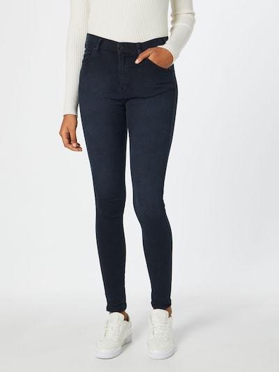 Dr. Denim 'Lexy' Skinny Jeans in dunkelblau, Modelansicht