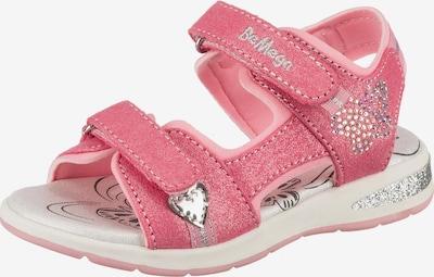 Be Mega Sandale in pink / rosa, Produktansicht