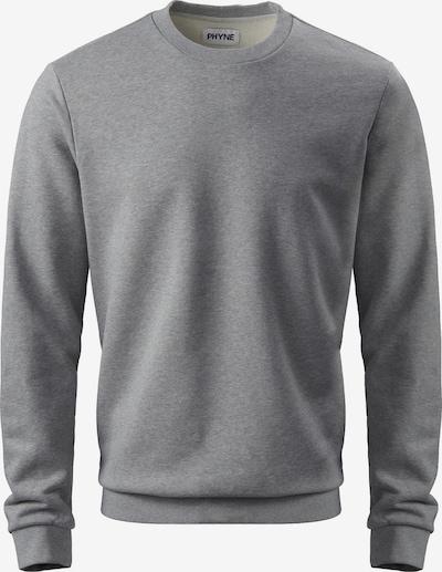 PHYNE Sweatshirt in de kleur Grijs gemêleerd, Productweergave