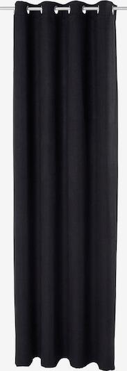 BRUNO BANANI Verdunkelungsvorhang Ösen 1 Stück in schwarz, Produktansicht