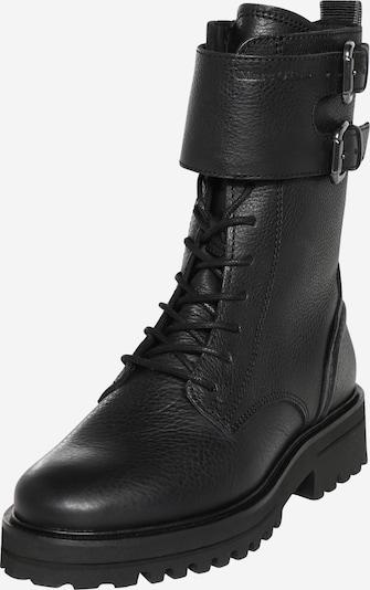 Marc O'Polo Bottines à lacets en noir, Vue avec produit