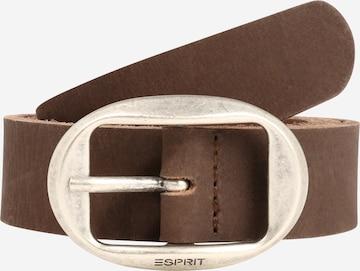 ESPRIT Gürtel 'Noos_Aria' in Braun