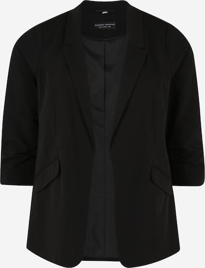 Dorothy Perkins Curve Blazer in schwarz, Produktansicht