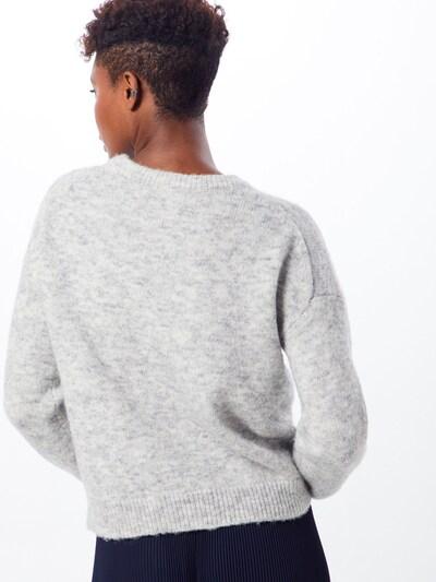 Megztinis 'ROSIE' iš ONLY , spalva - šviesiai pilka: Vaizdas iš galinės pusės