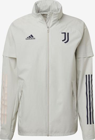 ADIDAS PERFORMANCE Sportjas 'Juventus' in de kleur Grijs, Productweergave