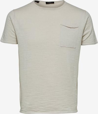 SELECTED HOMME Shirt in beige, Produktansicht