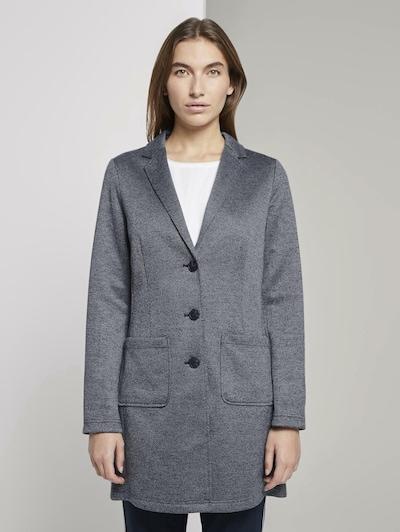 TOM TAILOR Mantel in taubenblau, Modelansicht