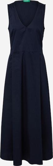 UNITED COLORS OF BENETTON Kleid in dunkelblau, Produktansicht