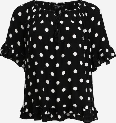 Dorothy Perkins Curve Tričko - čierna / biela, Produkt