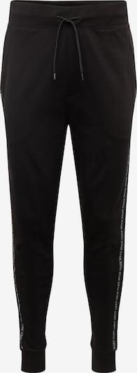 HUGO Spodnie 'Drapani' w kolorze czarnym, Podgląd produktu
