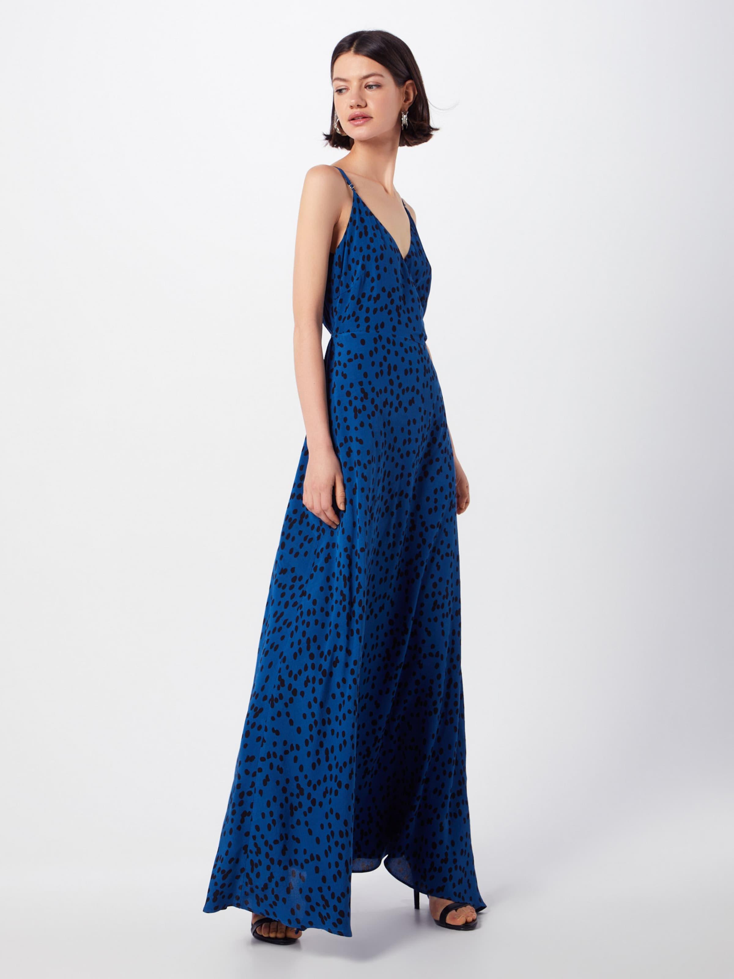 Mbym En Robe Bleu 'beline' Soirée De 54RcASjL3q