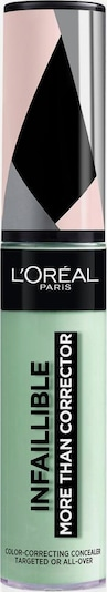 L'Oréal Paris Concealer 'Infaillible More Than Corrector' in mint / schwarz, Produktansicht