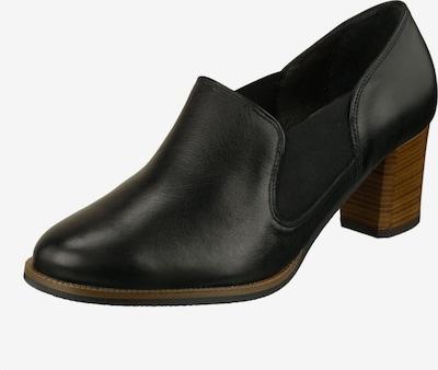 Lei by tessamino Pumps met hoge voorkant 'Marella' in de kleur Zwart, Productweergave