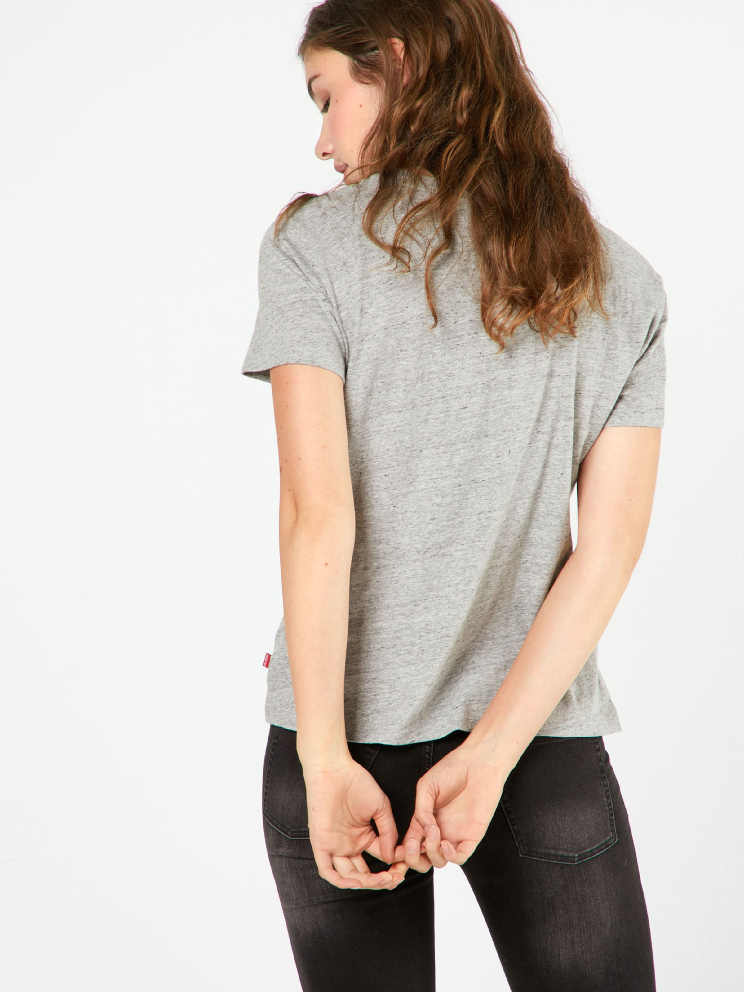 Levi's En Perfect Batwing' Gris T Tee ChinéRouge Carmin 'the Large shirt e2EIDHYbW9