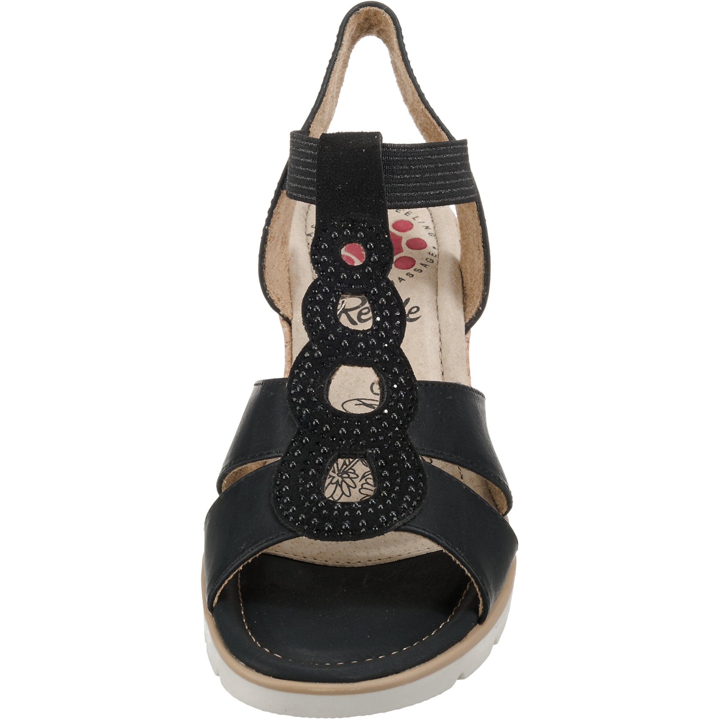 Relife Schwarz Sandalette In In Relife Relife Sandalette Schwarz Sandalette CdhstQr