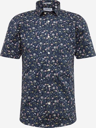 Lindbergh Koszula w kolorze ciemny niebieskim, Podgląd produktu