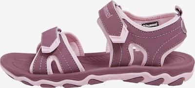 Hummel Sandalen in cyclam / rosa, Produktansicht