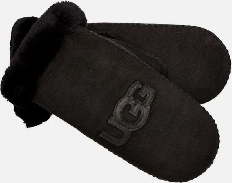 Ugg Mittens With Lamb Lining
