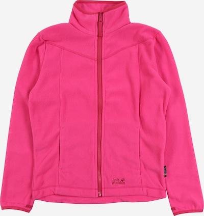 JACK WOLFSKIN Functionele fleece jas 'Sandpiper' in de kleur Donkerroze, Productweergave