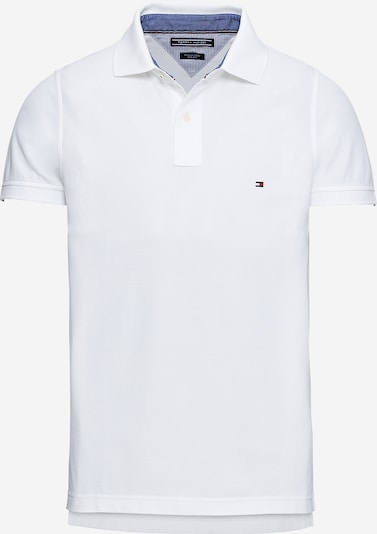 TOMMY HILFIGER Poloshirt '50/2 Performance' in offwhite, Produktansicht
