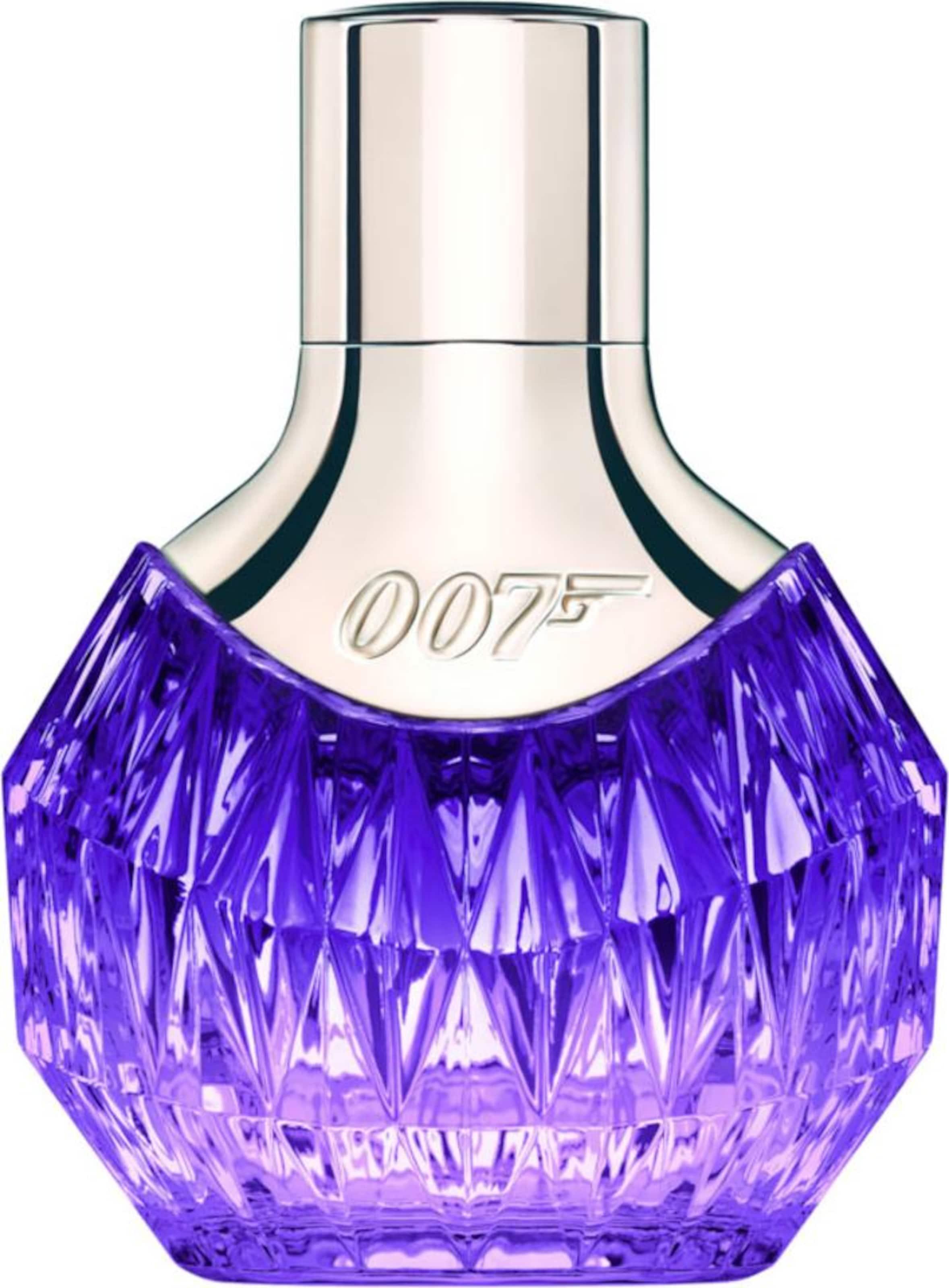 Parfum In 007 Bond DunkellilaSilber James k8NP0OXnw