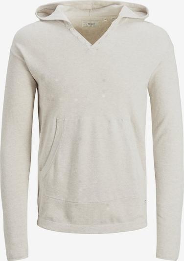 Produkt Sweat-shirt en blanc cassé, Vue avec produit