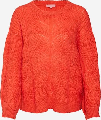 talkabout Pullover in orangerot, Produktansicht