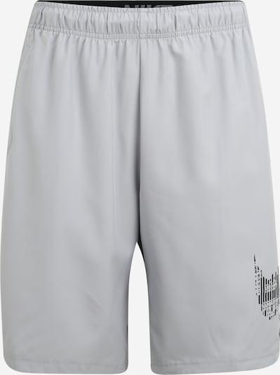 NIKE Športne hlače 'Flex' | antracit / svetlo siva barva, Prikaz izdelka
