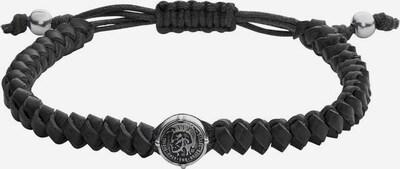 DIESEL Armband 'STACKABLES' in schwarz, Produktansicht