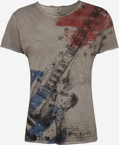 Marškinėliai iš Key Largo , spalva - rusvai pilka / mišrios spalvos, Prekių apžvalga