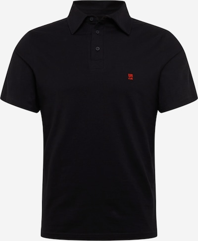 Degree Shirt in schwarz, Produktansicht